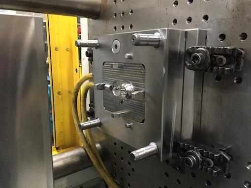 Spuitgietmatrijs / Injection mold